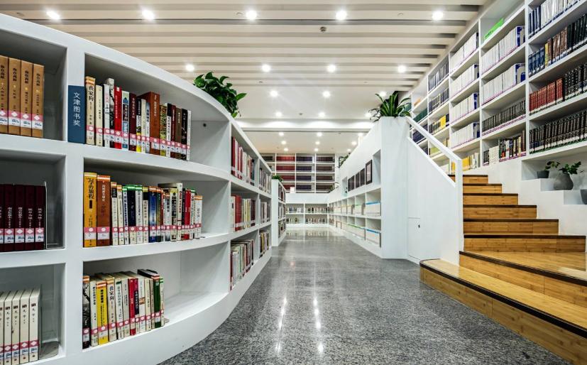 图书馆都有什么装备?